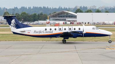 C-GCPZ - Beech 1900C - Pacific Coastal Airlines