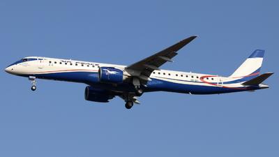5N-BYI - Embraer 190-400STD - Air Peace