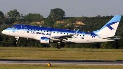 ES-AEB - Embraer 170-100STD - Estonian Air