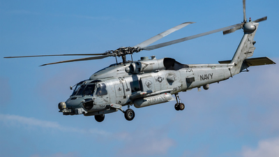168132 - Sikorsky MH-60R Seahawk - United States - US Navy (USN)