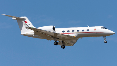A9C-BHR - Gulfstream G450 - Bahrain - Royal Flight