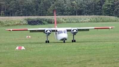 D-IOLN - Britten-Norman BN-2B-26 Islander - OFD - Ostfriesischer Flugdienst