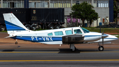 PT-VNX - Piper PA-34-220 Seneca III - Private