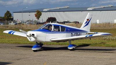 D-EBWU - Piper PA-28-140 Cherokee - Private