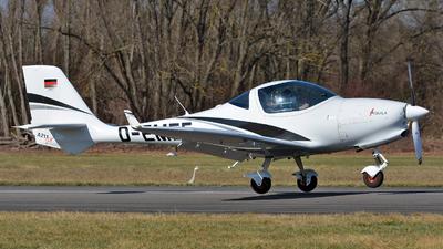 D-EMFE - Aquila A211GX - Motorflugschule Egelsbach