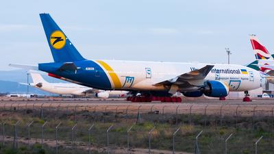 9H-AHU - Boeing 777-28E(ER) - Untitled