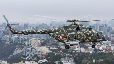 EP-672 - Mil Mi-171Sh-P - Perú - Army