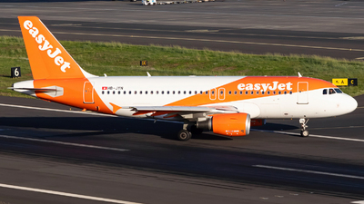 A picture of HBJYN - Airbus A319111 - [4640] - © Nelson Sousa