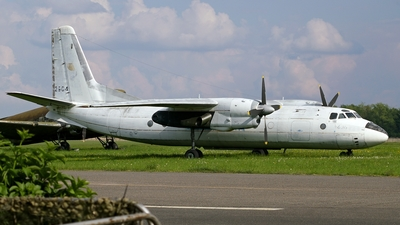 2904 - Antonov An-24B - Czech Republic - Air Force