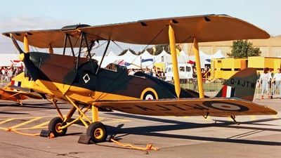 G-AJTW - De Havilland DH-82A Tiger Moth - Private