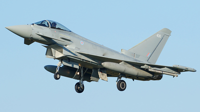 ZK430 - Eurofighter Typhoon FGR.4 - United Kingdom - Royal Air Force (RAF)
