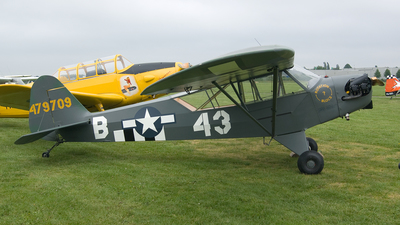 N29EG - Piper L-4H Cub - Private