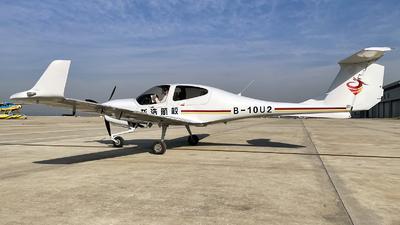 B-10U2 - Diamond DA-40NG Diamond Star - LongHao Air Training School