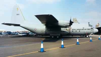 955 - Lockheed C-130H Hercules - Norway - Air Force