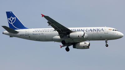 4R-MRE - Airbus A320-232 - Mihin Lanka