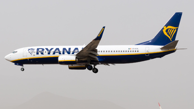 EI-EVL - Boeing 737-8AS - Ryanair