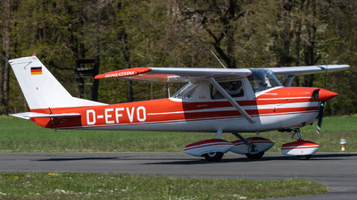 D-EFVO - Reims-Cessna F150G - Private