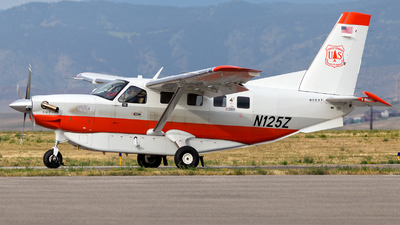 N125Z - Quest Aircraft Kodiak 100 - United States - Department of Agriculture