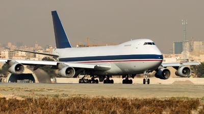 EP-CQA - Boeing 747-2J9F - Iran - Air Force