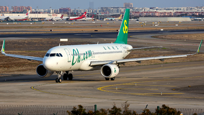 B-300Y - Airbus A320-214 - Spring Airlines