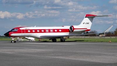 M-JSWB - Gulfstream G650ER - Private