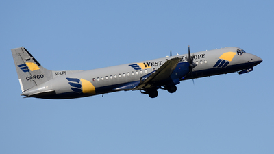 SE-LPS - British Aerospace ATP-F(LFD) - West Air Sweden
