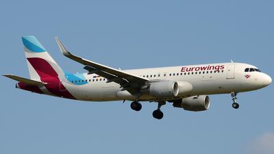 D-AEWB - Airbus A320-214 - Eurowings