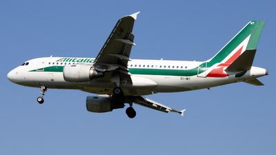 EI-IMT - Airbus A319-111 - Alitalia