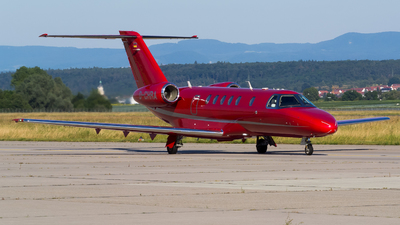 D-CHRA - Cessna 525C CitationJet 4 - E Aviation