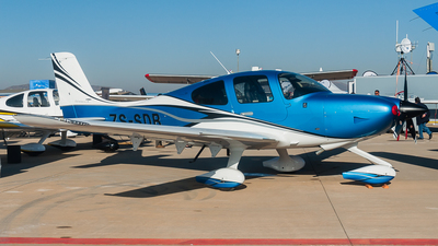 ZS-SDB - Cirrus SR22-G3 - Private