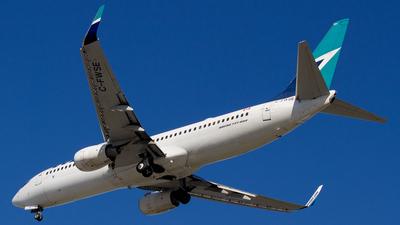 C-FWSE - Boeing 737-8CT - WestJet Airlines