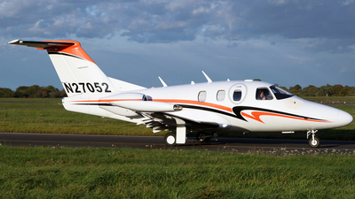 A picture of N27052 - Eclipse 500 - [000120] - © Terry Wade