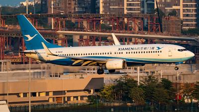 B-5632 - Boeing 737-85C - Xiamen Airlines