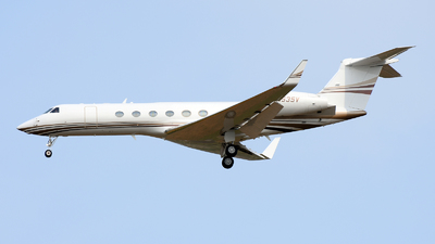 N535V - Gulfstream G-V - Private