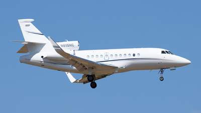 N615HC - Dassault Falcon 900EX - Private