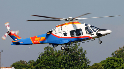 P-3302 - Agusta-Westland AW-169 - Indonesia - Police