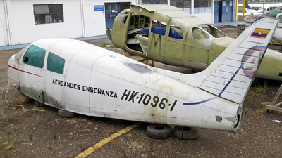 HK-1096-I - Piper PA-28-140 Cherokee - Aeroandes