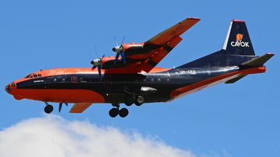 A picture of URCEZ - Antonov An12B - Cavok Air - © XING LI