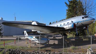OH-LCD - Douglas DC-3 - Finnair