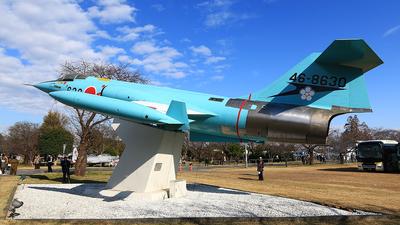 46-8630 - Lockheed F-104J Starfighter - Japan - Air Self Defence Force (JASDF)