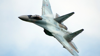 RF-95849 - Sukhoi Su-35S - Russia - Air Force