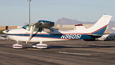 N96051 - Cessna 182Q Skylane II - Private