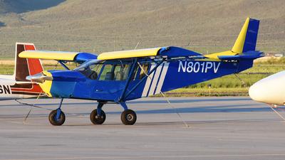 N801PV - Zenair STOL CH 801 - Private