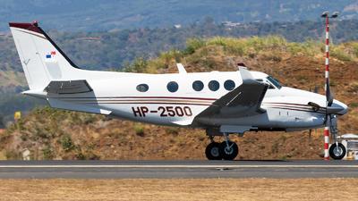 HP-2500 - Beechcraft C90GTi King Air - Private