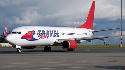TC-TJL - Boeing 737-86J - Travel Service (Corendon Airlines)