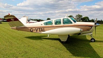 G-VTAL - Beechcraft V35 Bonanza - Private