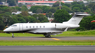 N41DP - Bombardier BD-100-1A10 Challenger 300 - Private