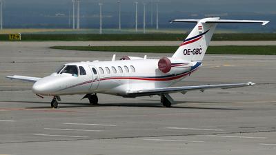 OE-GBC - Cessna 550 Citation II - Airlink Luftverkehrsgesellschaft