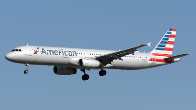 A picture of N912UY - Airbus A321231 - American Airlines - © DJ Reed - OPShots Photo Team