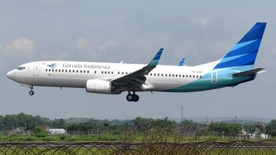 A picture of PKGNE - Boeing 7378U3 - Garuda Indonesia - © Cahyadi Prabowo